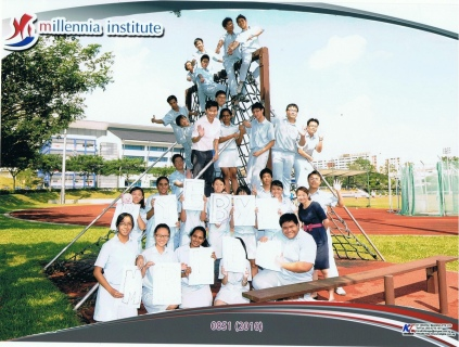 Final year in Millennia Institute