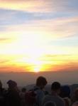 in Mt.Bromo