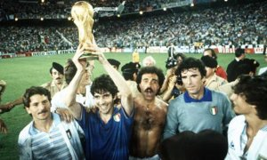 Italy the champion in 1982