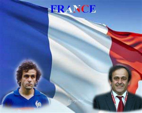 Michel Platini-France