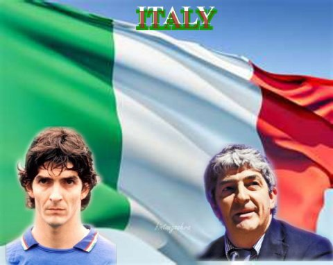 Paolo Rossi-Italy